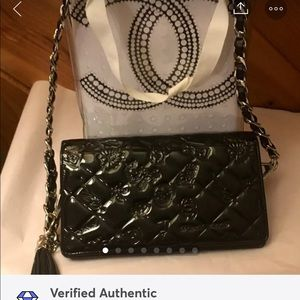 SOLDAuthentic Chanel Long Wallet